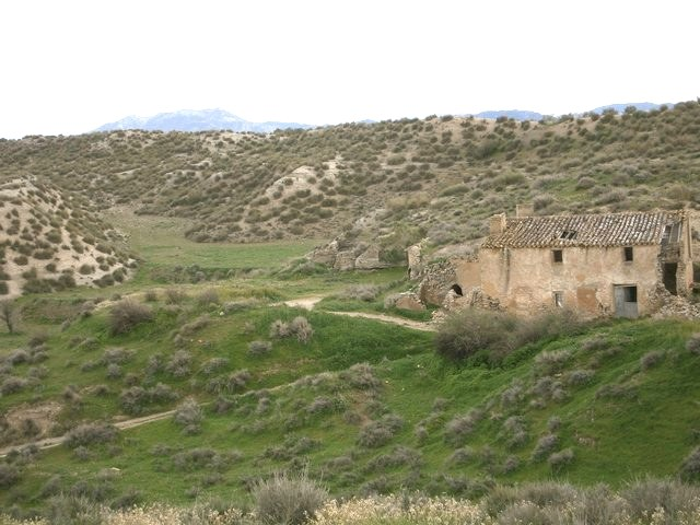 Inland Spanish property for sale rural Andalucia Spain caves