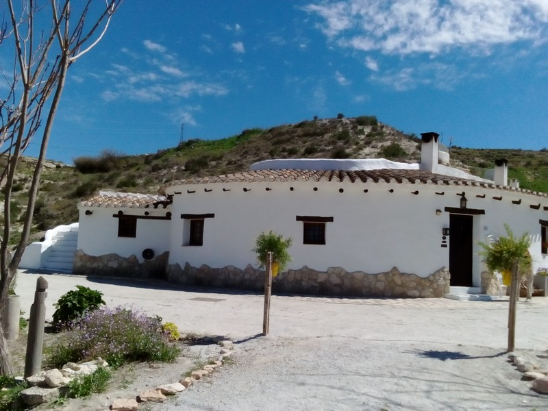 Rural Malaga Property For Sale