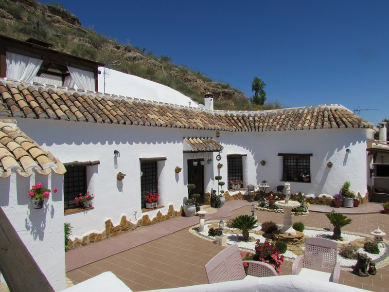 Inland Spanish Property For Sale Rural Andalucia Spain