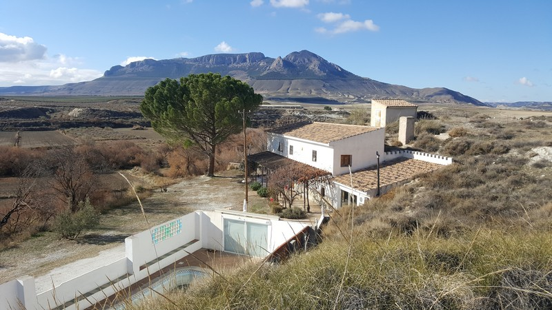 Cheap Spanish property for sale rural Andalucia Spain Cave ...
